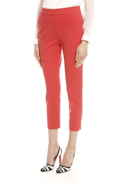 Pantalone in jersey doppio Diffusione Tessile