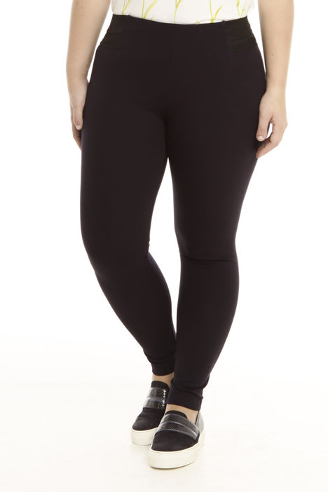 Leggings in jersey punto milano Intrend