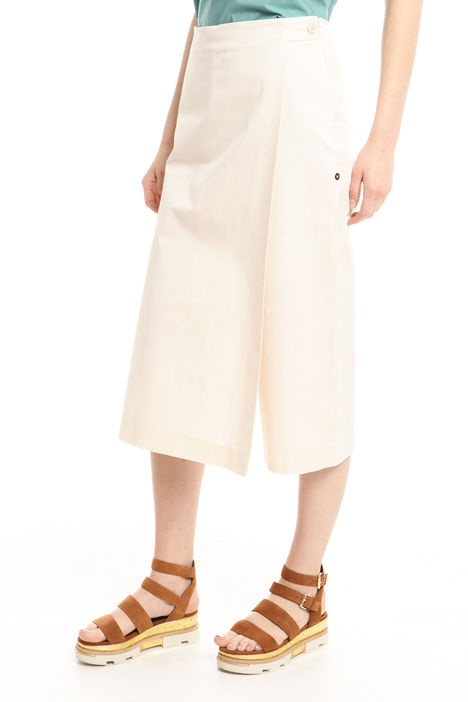 Pantalone cropped in levantina Intrend