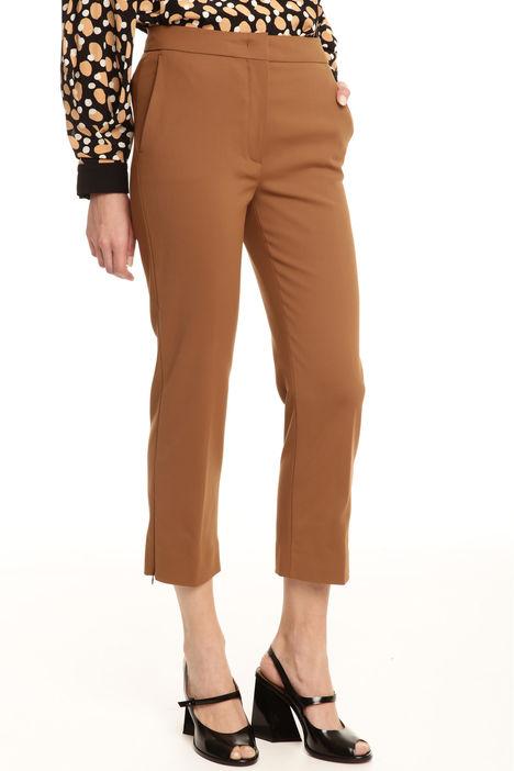 Pantalone in tessuto doppio Diffusione Tessile
