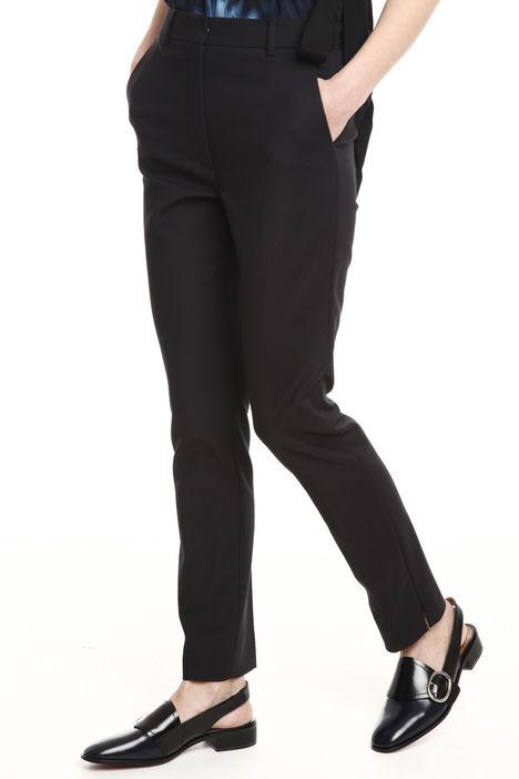 Pantalone in doppio di cotone Diffusione Tessile