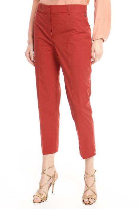 Pantalone in popeline di cotone Diffusione Tessile