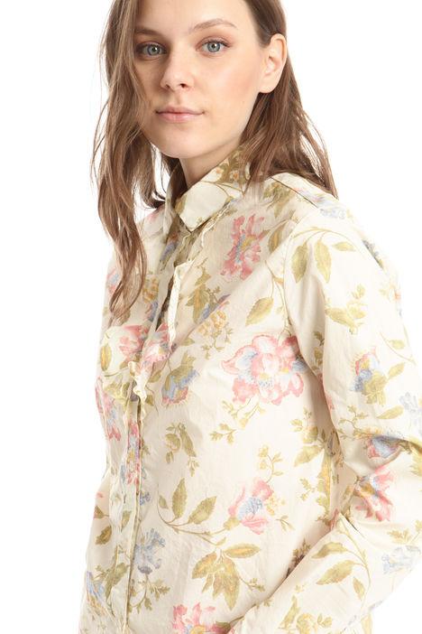Camicia stampata con ruches Intrend