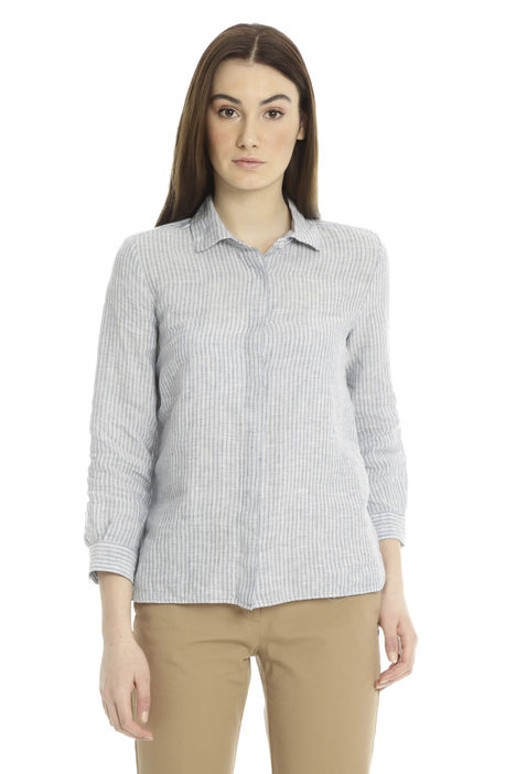 Camicia in lino Intrend
