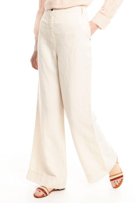 Pantalone in tela di lino Intrend