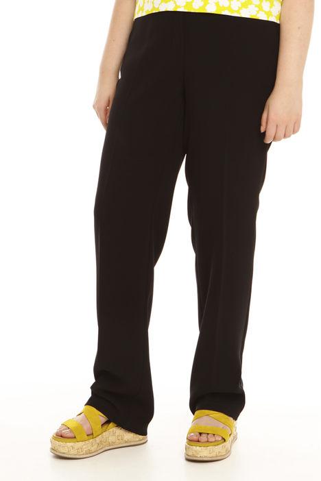 Pantalone classico in triacetato Intrend