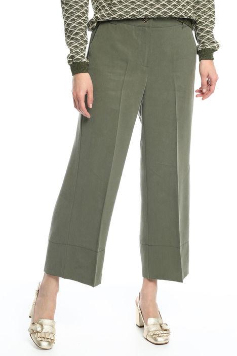 Pantalone in diagonale fluido Diffusione Tessile