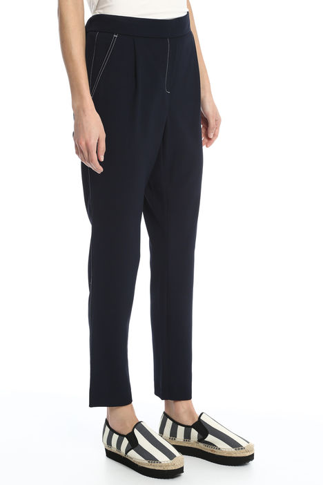 Pantalone con impunture Intrend