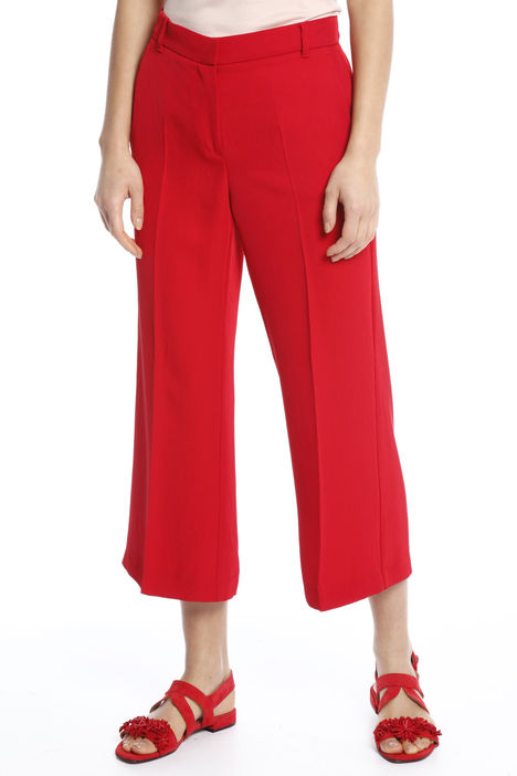 Pantaloni in twill triacetato Intrend