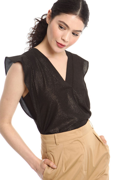 Top in lurex Diffusione Tessile