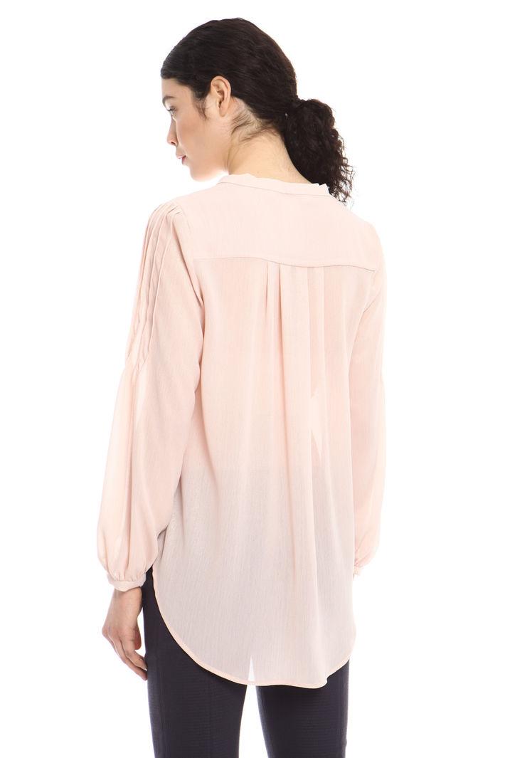 Blusa in crepe lurex Fashion Market