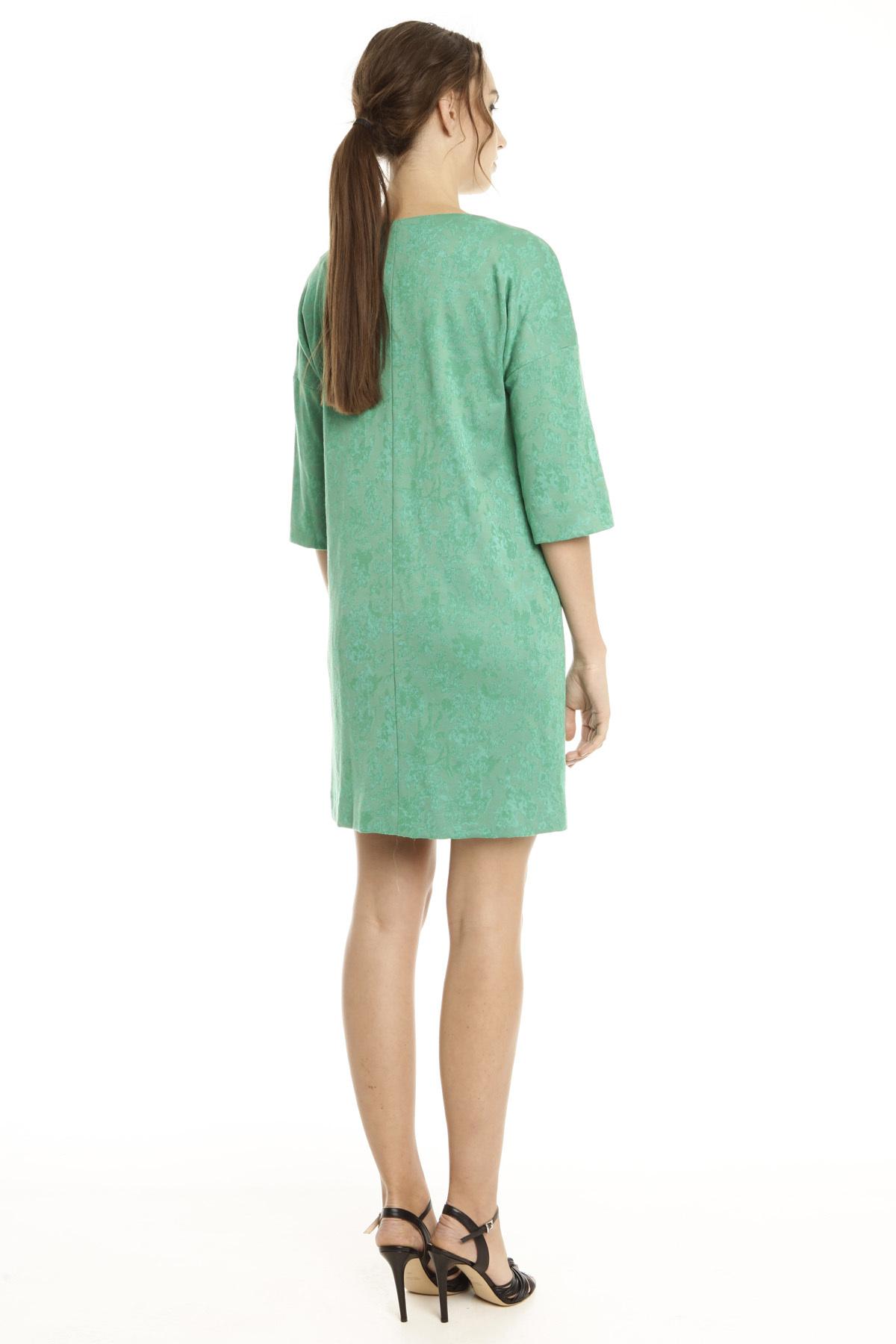 ... Abito in jersey floreale Diffusione Tessile. Home page · Abbigliamento  ...