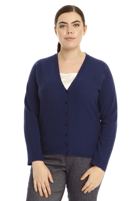 Cardigan in cashmere Intrend