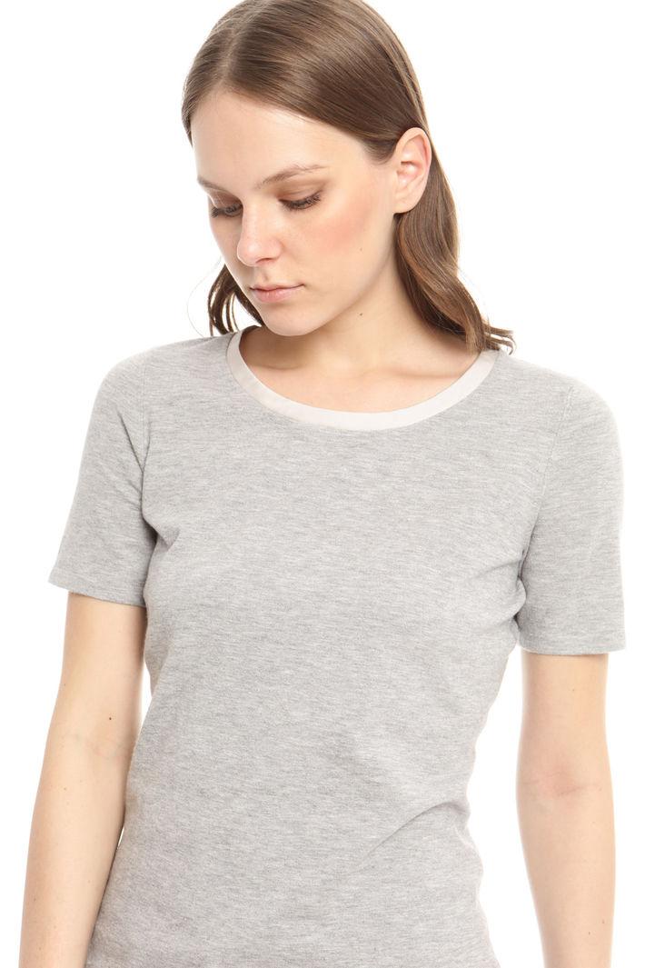 ... T-shirt basic in viscosa Diffusione Tessile ...