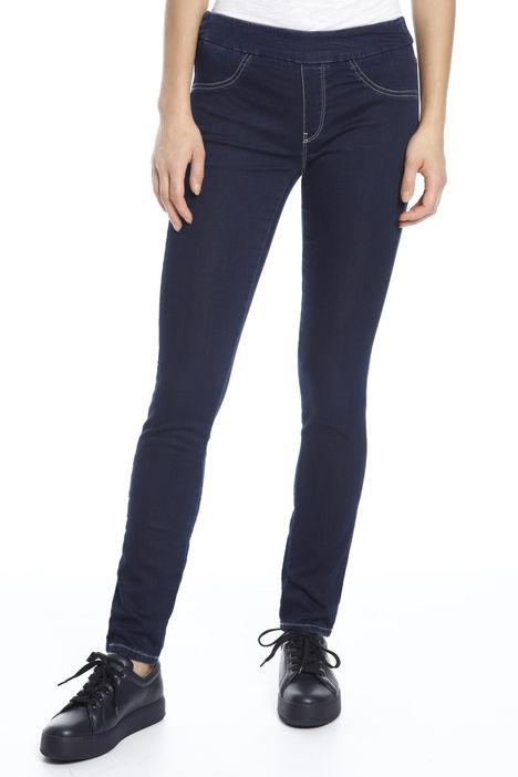 Pantaloni skinny in jersey Diffusione Tessile