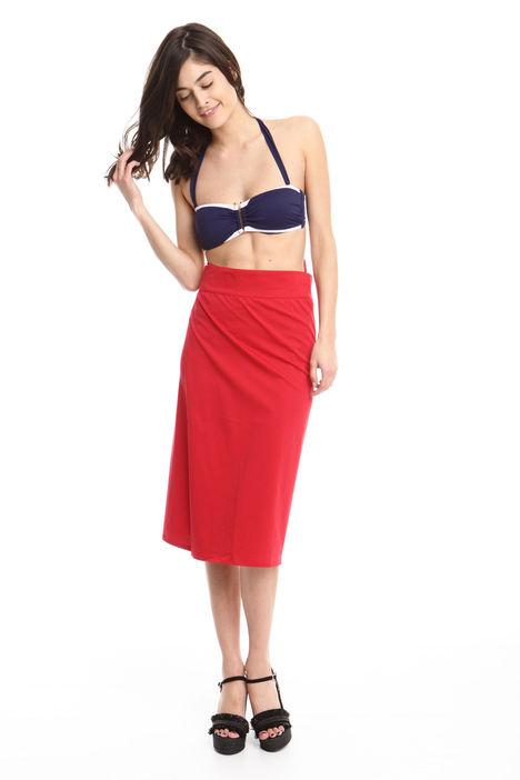 Top bikini a fascia Diffusione Tessile