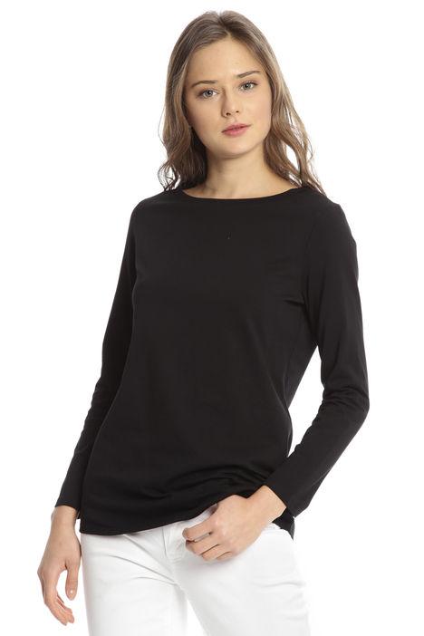 T-shirt basic in cotone Diffusione Tessile
