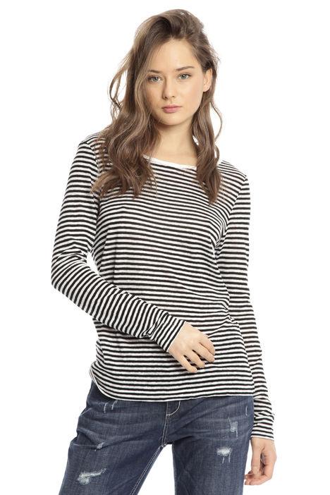 T-shirt in maglia Diffusione Tessile