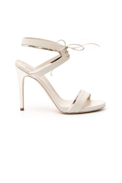 Sandali con lacci Diffusione Tessile