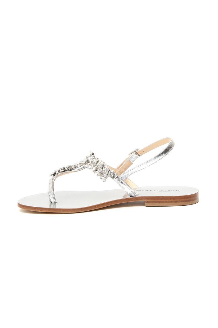 Sandalo basso gioiello Fashion Market