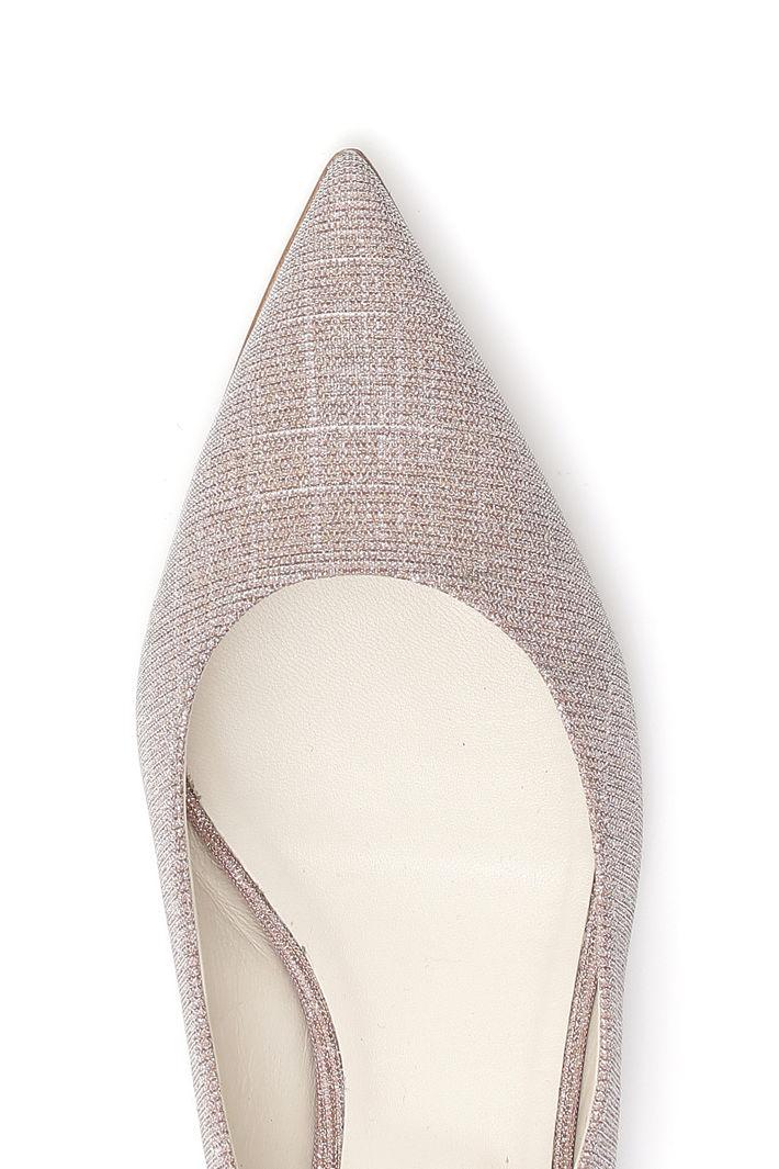 Ballerina in tessuto lurex Fashion Market
