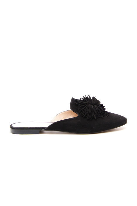 Slipper suede Intrend