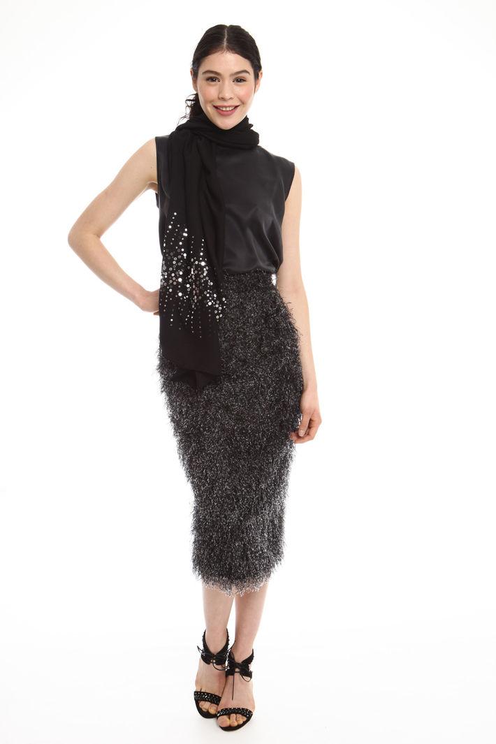 Sciarpa con paillettes Fashion Market