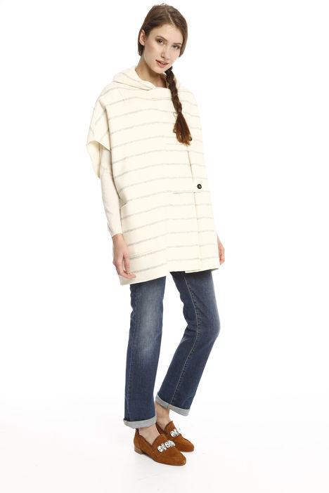 Cappa in double di lana Diffusione Tessile