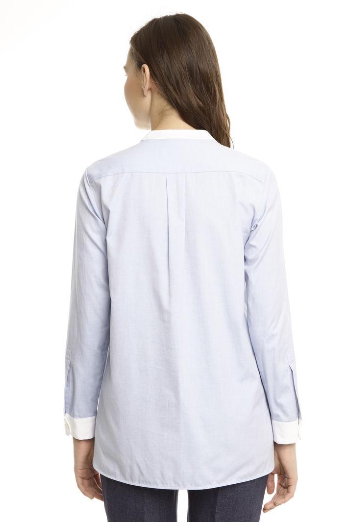 Camicia con pieghe sul fondo Intrend