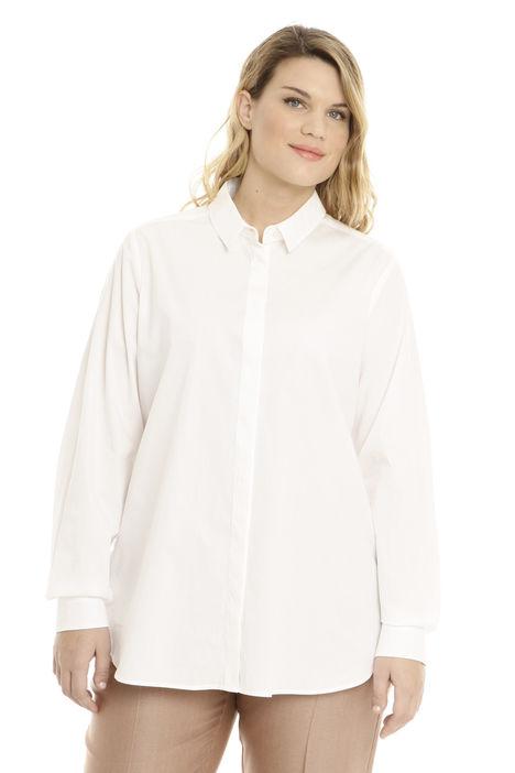 Camicia lunga in puro cotone Intrend