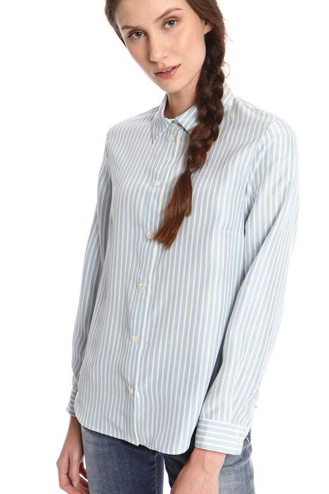 Camicia in habotay di seta Diffusione Tessile