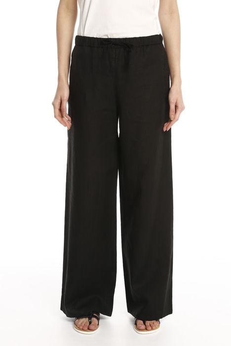 Pantalone ampio con coulisse Intrend