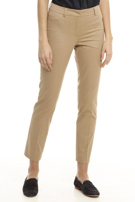 Pantalone in gabardina Diffusione Tessile