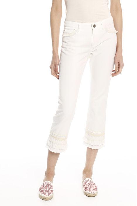 Pantalone con passamanerie Intrend