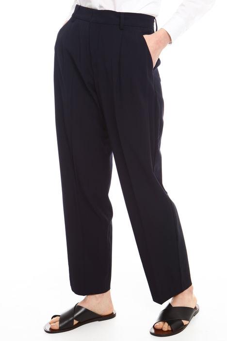 Pantalone misto lana Diffusione Tessile