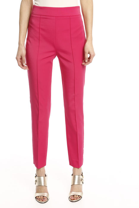 Pantalone lungo in faille Intrend