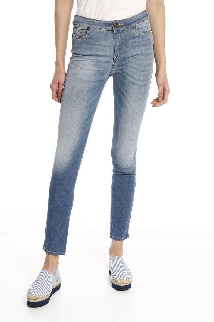 Skinny Jeans sfumato Diffusione Tessile