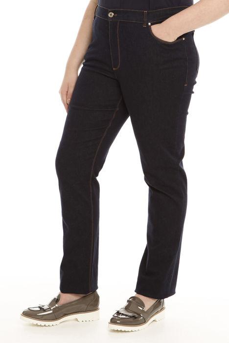Jeans stretch cinque tasche Intrend