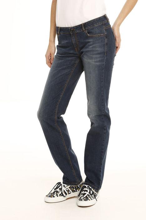 Jeans linea dritta Diffusione Tessile