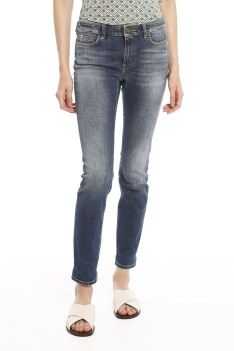 Jeans dritti slimfit Diffusione Tessile
