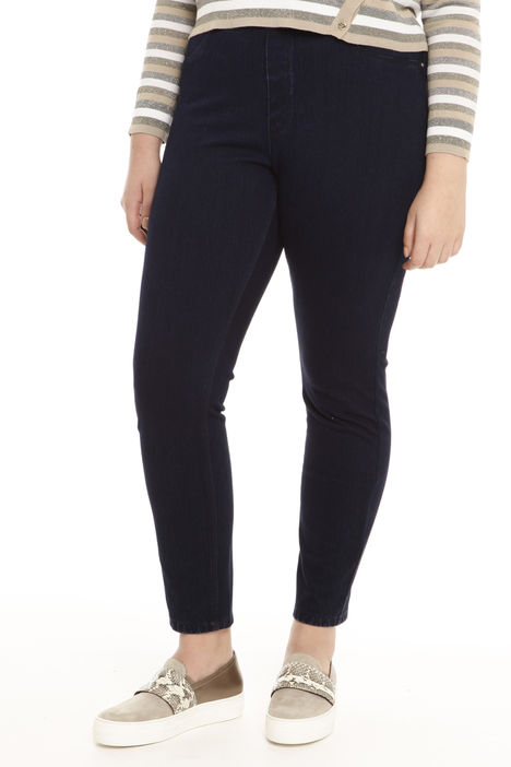Jeans leggings in jersey Intrend