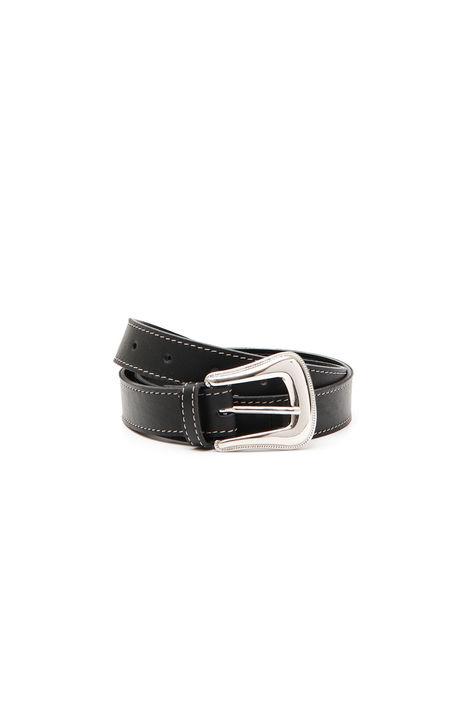 Cintura in vera pelle Diffusione Tessile