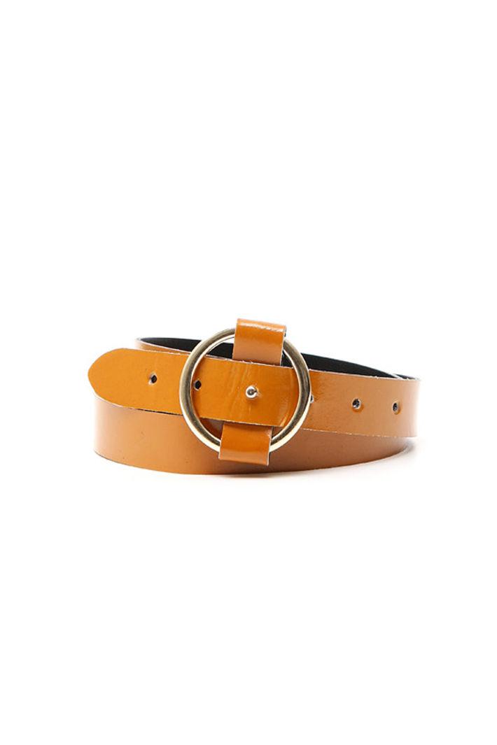 Cintura con fibbia tonda Fashion Market