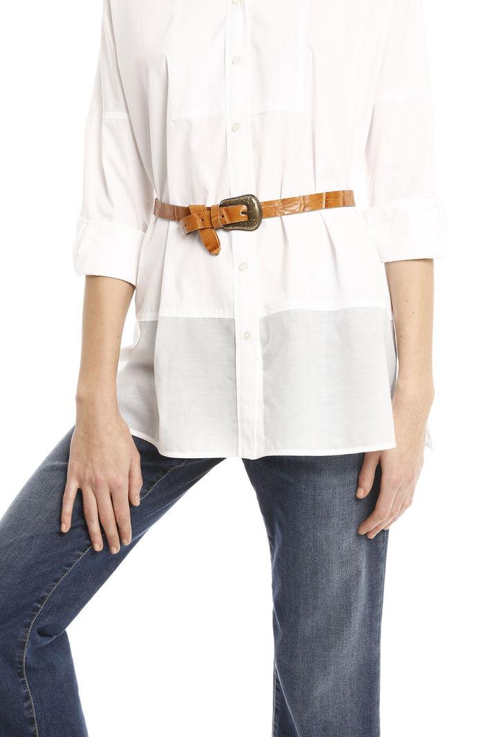 Cintura in pelle Fashion Market