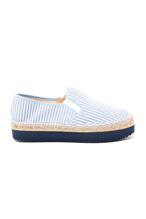 Espadrillas a righe Intrend