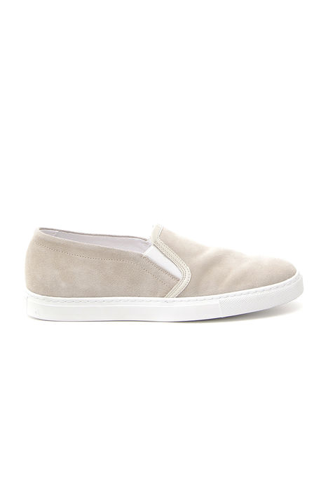 Slippers suede Diffusione Tessile