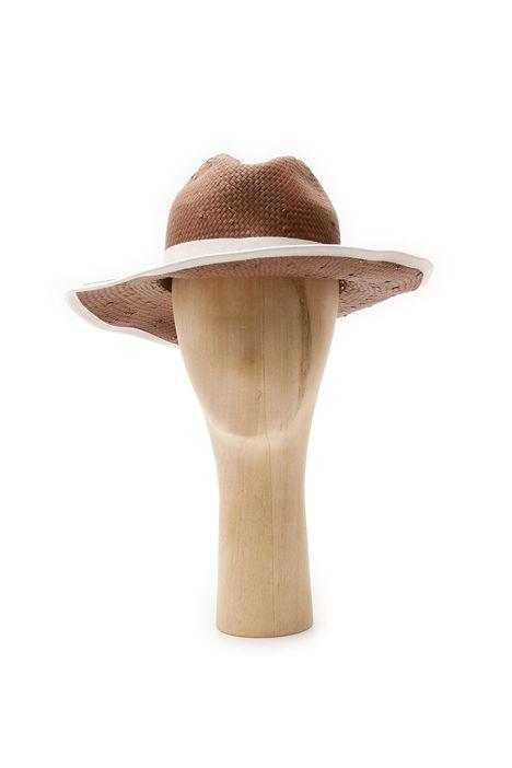 Cappello decorato con nastro Diffusione Tessile