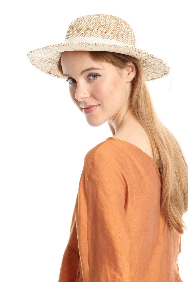 Cappello con fiocco decorativo Fashion Market