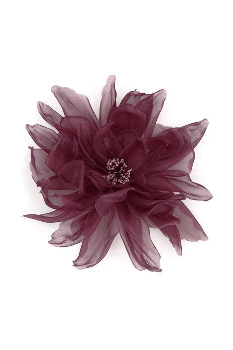 Spilla maxi fiore Diffusione Tessile