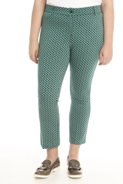 Pantalone cropped aderente Intrend